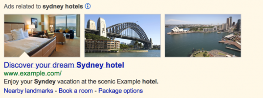 Google AdWords Image Extensions