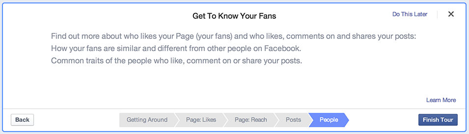 New Facebook Analytics 5