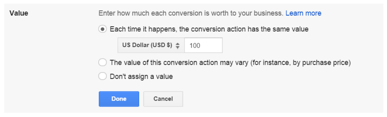 How to Setup Revenue and Conversion Tracking in AdWords