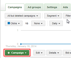Adwords Google Shopping Campaign Setup