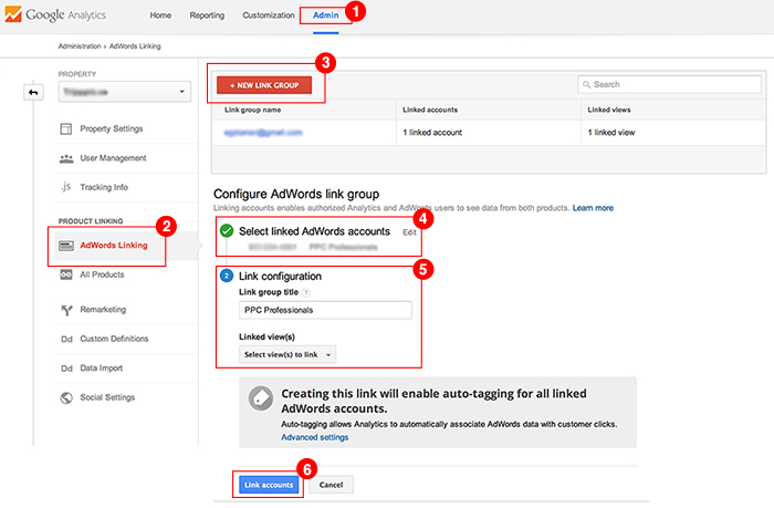 google-analytics-adwords-linking